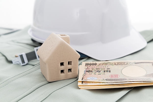 建設業お金